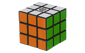 Rubik's Cube 7 steps Solution Guide